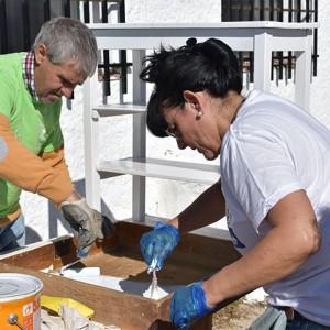Los profesionales de Carrefour se vuelvan para mejorar la Granja San José