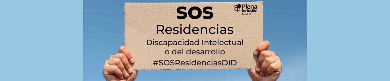 #SOSResidenciasDID