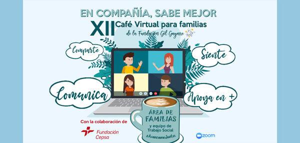 XII Café Virtual para familias