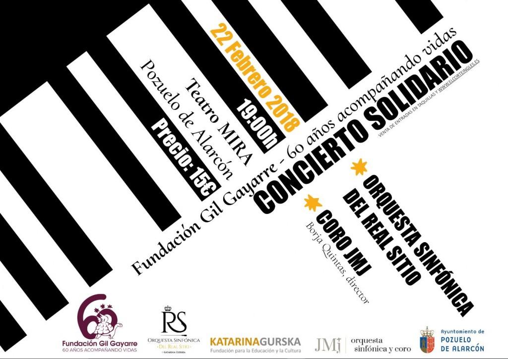 Concierto solidario Fundación Gil Gayarre