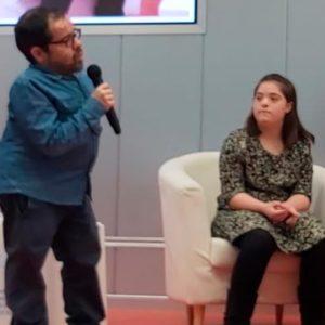 Elvira defiende los derechos de los alumnos con discapacidad intelectual