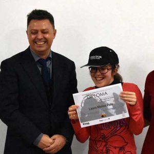 """Celebramos el acto de clausura del curso """"Enfocando el futuro"""" con la Fundación GMP"""