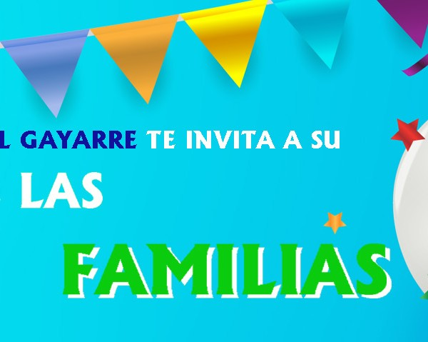 Fiesta de las familias cabecera web
