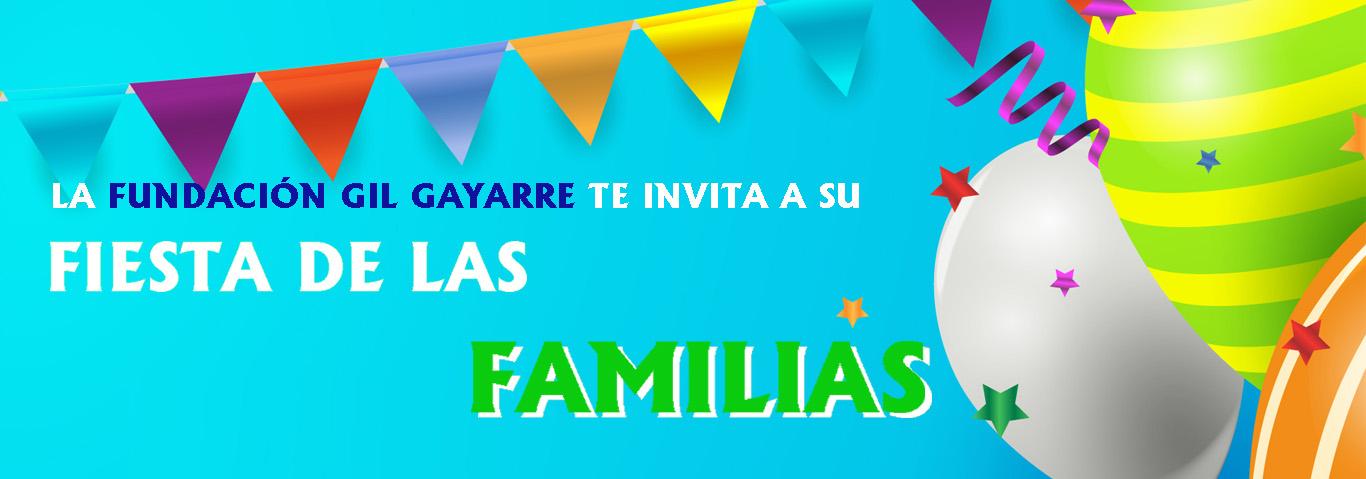 ¡YA ESTÁ AQUÍ LA GRAN FIESTA DE LAS FAMILIAS!