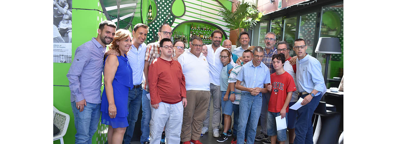 Foto Fesser Cuco Cuervo Fundacion GMP Enfocando el futuro