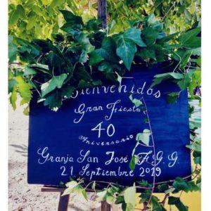 ¡Celebramos los 40 años de nuestra querida Granja San José!
