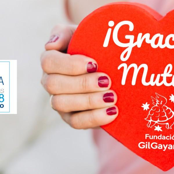Fundación Gil Gayarre, beneficiada por la acción social de Mutua Madrileña