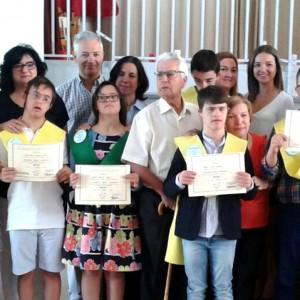 Celebramos el esfuerzo de los alumnos en su graduación en el Colegio