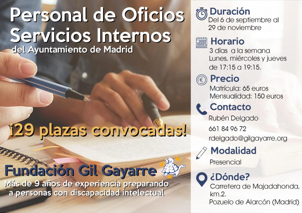 2021 Oposiciones - Info