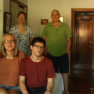 Javier de Meer y su familia nos invitan a la III Jornada de Familias a través de este vídeo