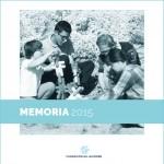 Memoria 2015 - Fundación Gil Gayarre