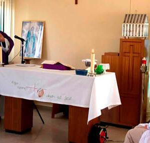 Celebramos el comienzo de la Cuaresma con la Eucaristía del Miércoles de Ceniza