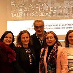 ¡El proyecto #Enlaza2 ha logrado el Premio de Talento Solidario 2017 de la Fundación Botín!