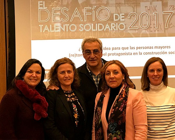 Premios Talento Solidario