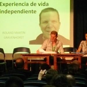 Encuentro de autogestores sobre derecho a la vida independiente