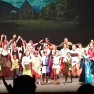 ¡Una gran tarde de teatro, inclusión y solidaridad con nuestros amigos del teatro ACTU!