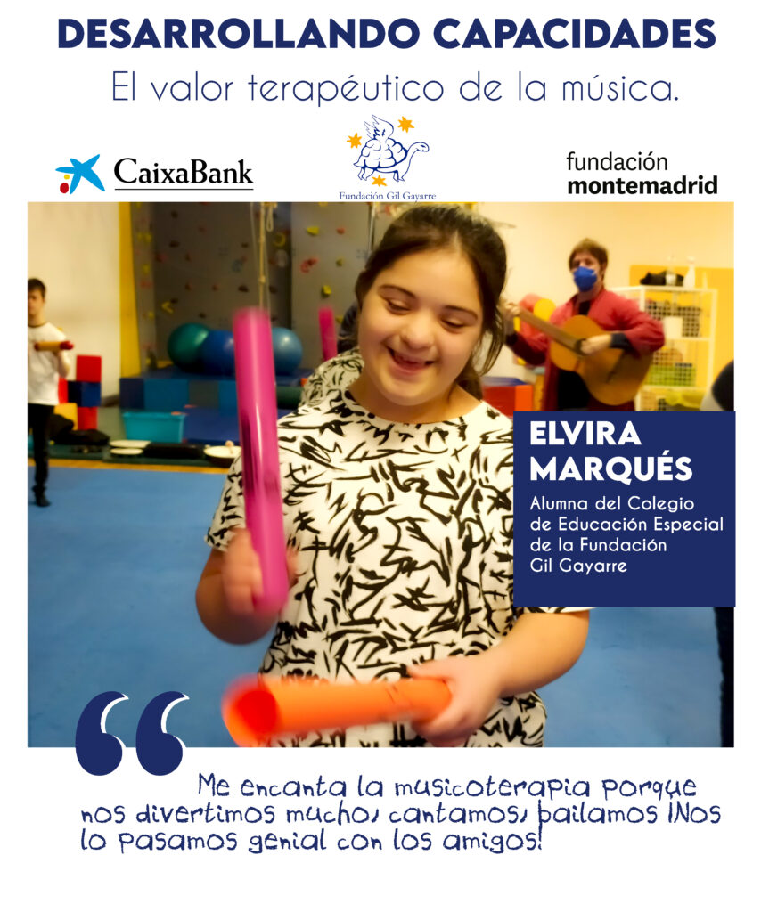 Desarrollando capacidades - Testimonio Elvira