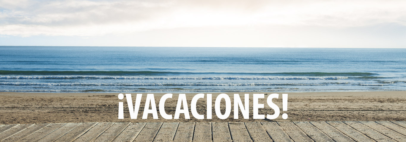 Vacaciones 2017