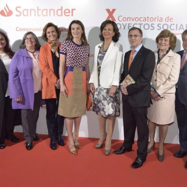 X Convocatoria proyectos sociales Santander