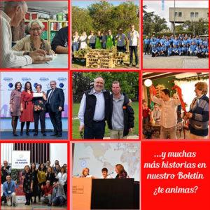 Conoce nuestro Boletin con las noticias más interesantes vividas en nuestra fundación en octubre y noviembre