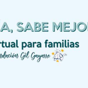 ¡Os invitamos a la décima edición nuestro Café Virtual con familias!
