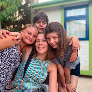 Disfrutamos de un feliz verano con nuestro proyecto Concilia+, gracias a la Fundación Inocente Inocente