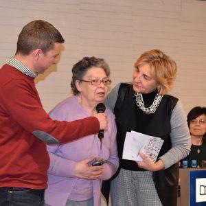 """Enhorabuena a Carmen por su premio al """"Cuento más Humanitario"""""""