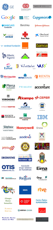 empresas colaboradores marzo 2018