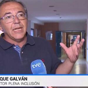 Enrique Galván explica los sobrecostes del COVID19 en el Tercer Sector