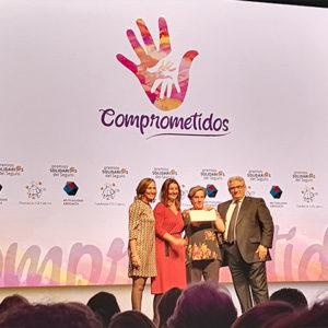 """Nuestro proyecto """"Envejecer Bien"""" es premiado por Mutualidad de la Abogacía e INESE Seguros"""