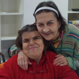 """Entrevista a nuestra compañera Mireya Gómez acerca de nuestro proyecto """"Envejecer bien"""""""
