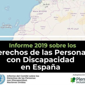 Plena Inclusión adapta a Lectura Fácil el informe de Naciones Unidas a España