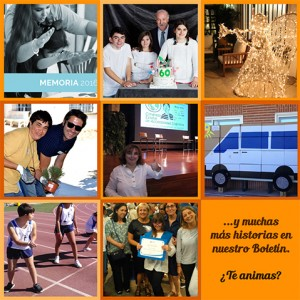 ¡Ya puedes disfrutar de nuestro Boletín de octubre con las mejores aventuras vividas en nuestra Fundación!